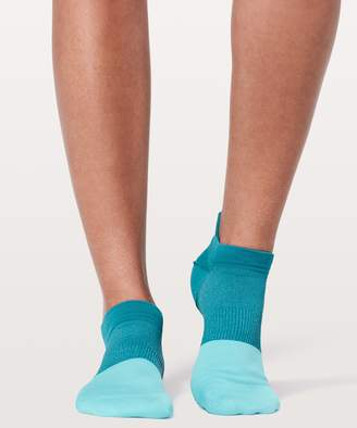 Lululemon Light Speed Sock *Silver