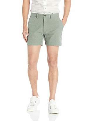 "Goodthreads Men's 5"" Inseam Lightweight Oxford Shorts"