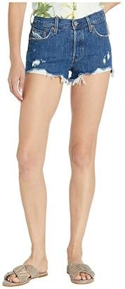 Levi's Womens 501(r) Shorts
