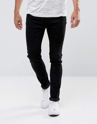 Bellfield Skinny Jeans In Black