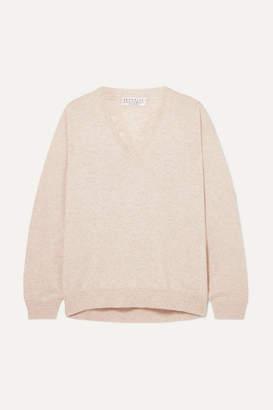 Brunello Cucinelli Cashmere Sweater - Beige