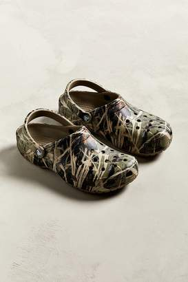 Crocs Classic RealTree Camo Clog