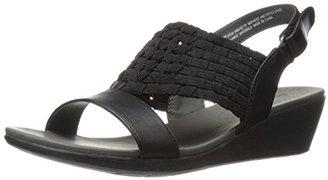 BareTraps Women's Marinn Wedge Sandal $59 thestylecure.com