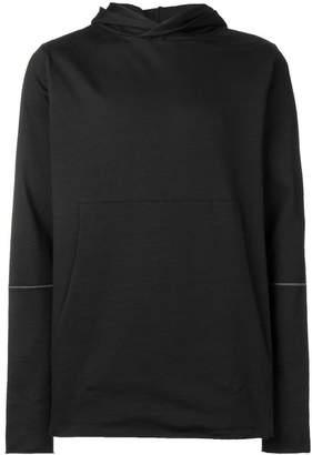 Thom Krom longline hoodie