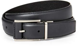 Calvin Klein Black Reversible Leather Belt