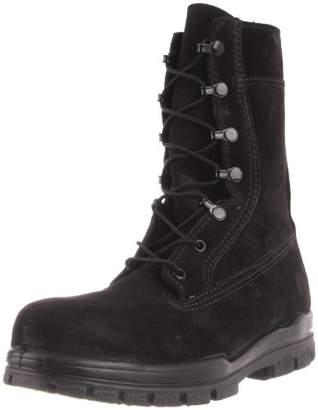 Bates Footwear Bates Women's 9 Inches Suede Durashocks Steel Toe Boot