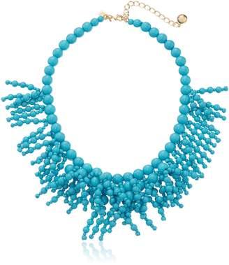 """Kate Spade Fringe Appeal"""" Necklace, 16''+3'' Extender"""