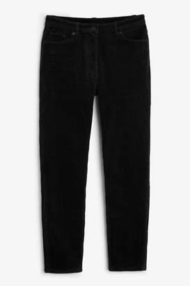Monki Corduroy trousers