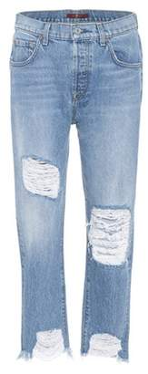 7 For All Mankind Josefina ripped jeans