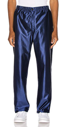 Engineered Garments Jog Pant Polyester Duzzle in Navy | FWRD
