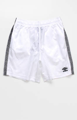 Umbro Tri-Check Nylon Shorts