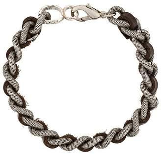 Andrea D'Amico mixed materials bracelet