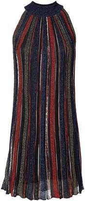 Missoni Lurex Striped Mini Dress