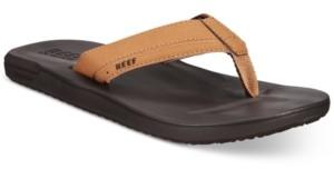 Reef Men's Contoured Cushion Flip Flops Men's Shoes