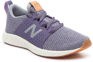 New Balance Fresh Foam Sport Toddler & Youth Sneaker - Girl's
