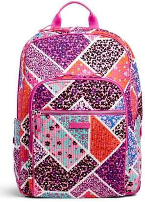 Vera Bradley Modern Medley Campus-Backpack