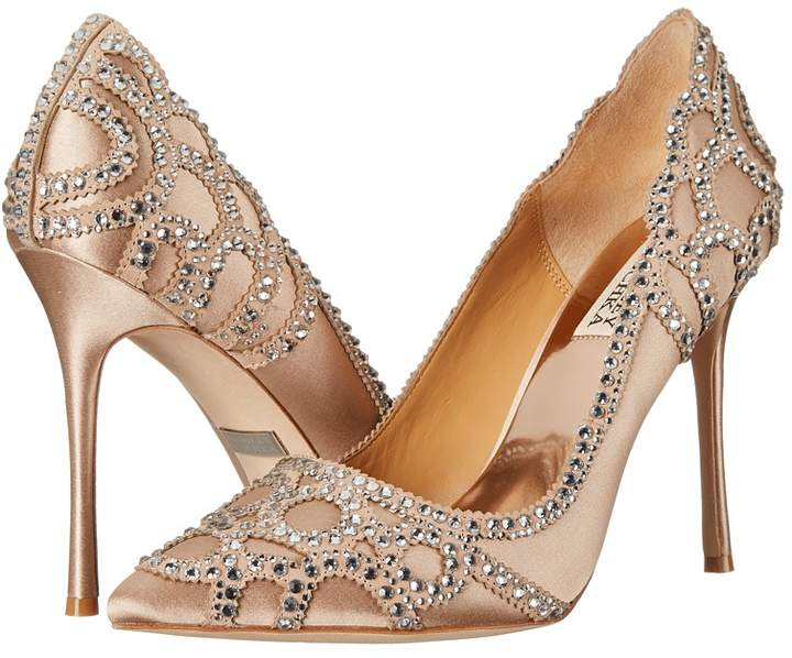 Badgley Mischka - Rouge High Heels