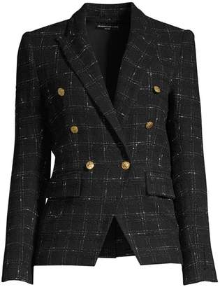 Generation Love Alexa Boucle Tweed Blazer