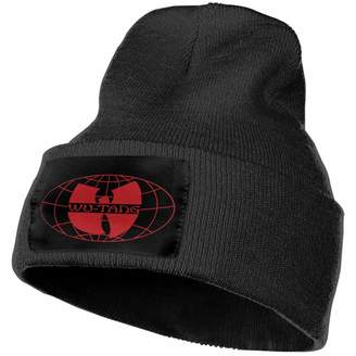5c01e8f6f69 K321dsh21 Wu-Tang Clan Unisex Beanie Hat Knit Hat Cap Cuffed Plain Skull  Knit Hat