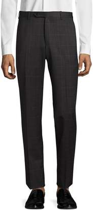 Zanella Men's Checkered Parker Trousers