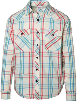 Topo Designs Western Plaid Long-Sleeve Shirt - Men's
