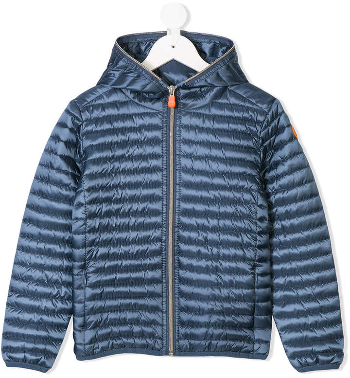 Save The Duck Kids quilted padded jacket