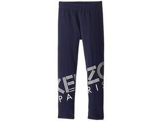 Kenzo Kids Paris Leggings (Toddler/Little Kids)