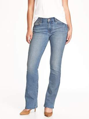 Old Navy Curvy Boot-Cut Jeans for Women