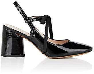 Marc Jacobs Women's Bobbi Patent Leather Mary Jane Pumps