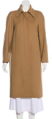Dries Van Noten Wool Long Coat