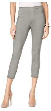 Style&Co. Style & Co. Petite Mid-Rise Capri Leggings