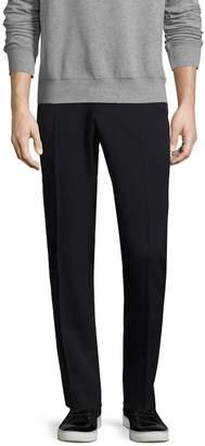 Duvetica Men's Solid Wool Trousers