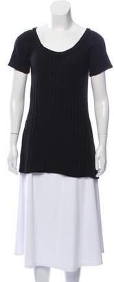 Reformation Short Sleeve Knit Top