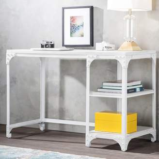 distressed wood desk shopstyle rh shopstyle com
