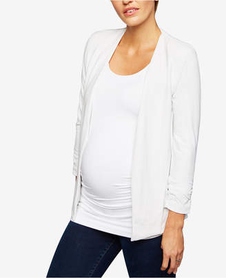 Tart Collections Maternity Open-Front Jacket