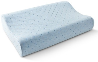 Arctic Sleep By Pure Rest Arctic Sleep by Pure Rest Cool-Blue Memory Foam Contour Pillow - Standard