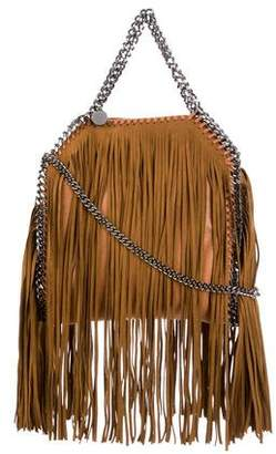 Stella McCartney Fringe Mini Falabella Tote