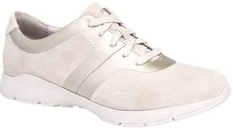 Dansko Lace-Up Leather Sneakers - Andi