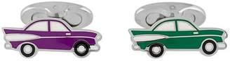 Etro car cufflinks