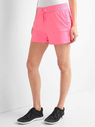Brushed jersey drawstring shorts $34.95 thestylecure.com