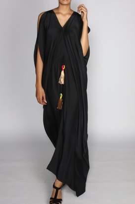 Anupamaa Black Tusha Dress