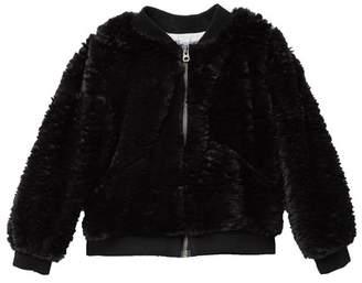Splendid Grammercy Faux Fur Jacket (Toddler Girls)