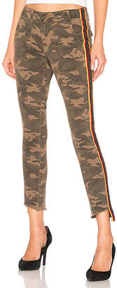 Pam & Gela Camo Side Stripe Pant