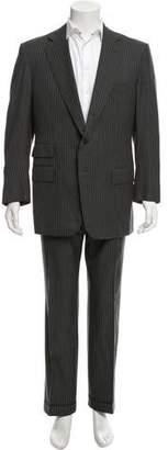 Tom Ford Wool Pinstripe Suit