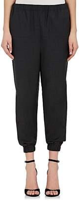 Robert Rodriguez Women's Wool Crop Jogger Pants