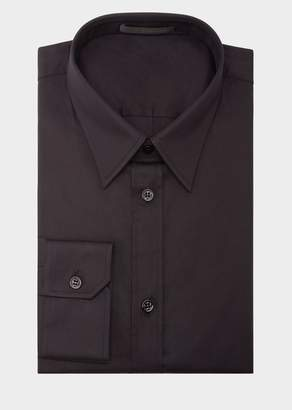 Versace Slim Fit Cotton Shirt