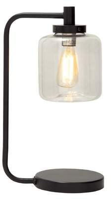 Laurèl Foundry Modern Farmhouse Peaslee 20 Arched Table Lamp
