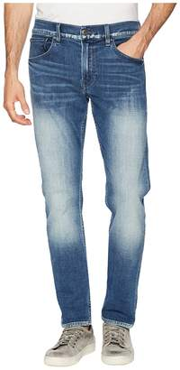 Hudson Blake Slim Straight Zip in Navarro Men's Jeans