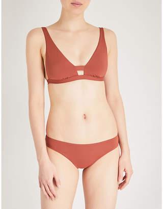 Seafolly Active longline bikini top