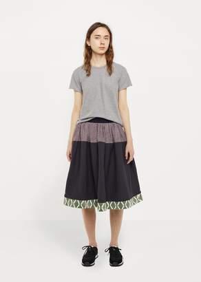 Visvim Bamboo Elevation Skirt Charcoal